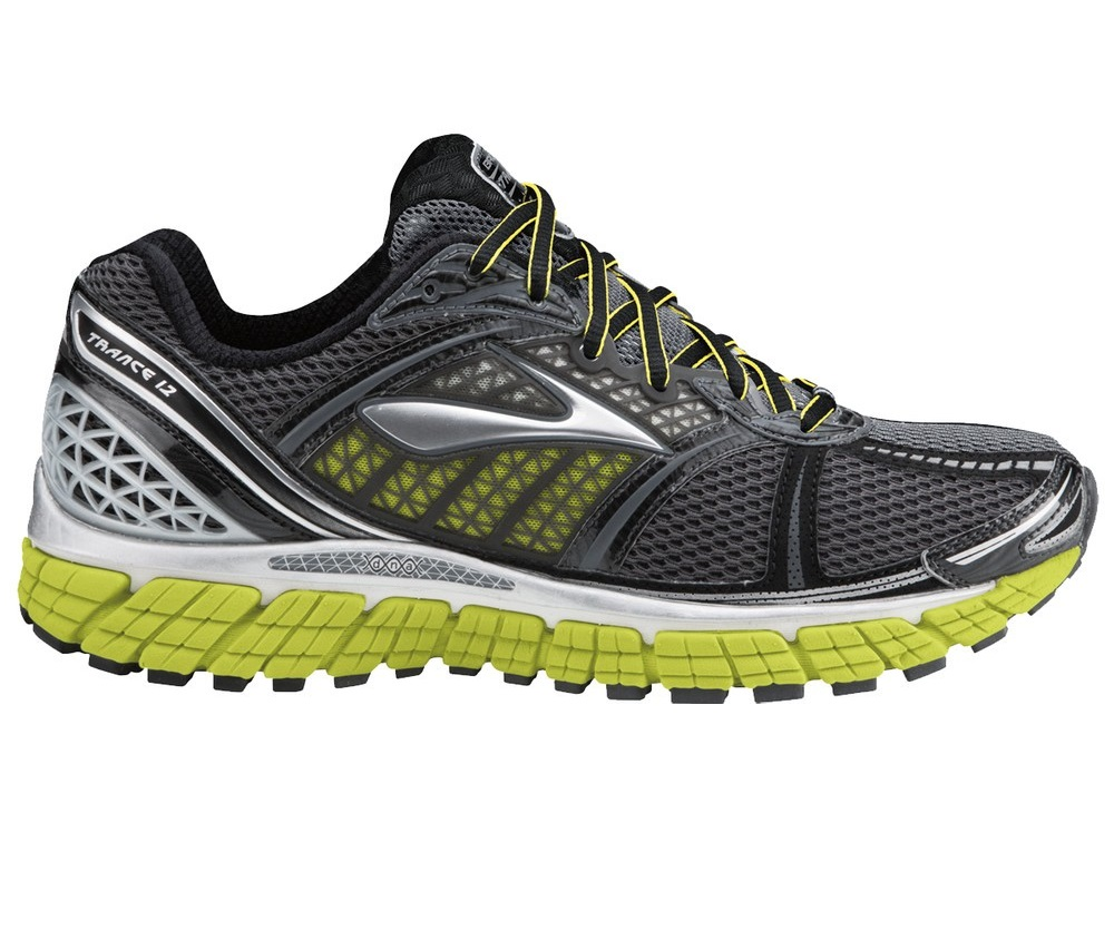 The Running Shoe Review Brooks Trance 12