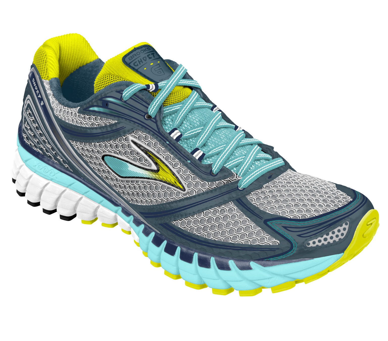 320af605c9e The Running Shoe Review    Brooks Ghost 6