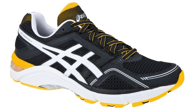 The Running Shoe Review :: Asics Gel Foundation 11