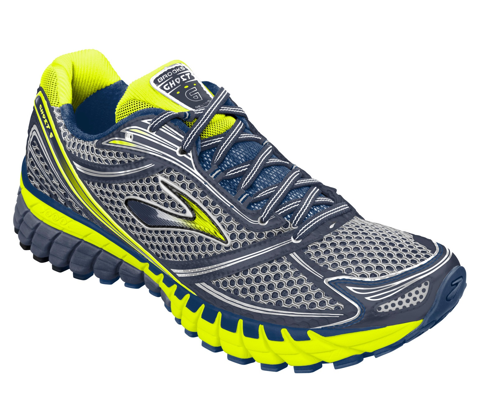 dfd23955ae5e5 The Running Shoe Review    Brooks Ghost 6