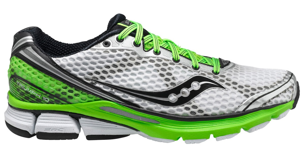 Saucony Powergrid Triumph  Mens Running Shoes Review