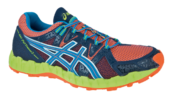 Asics Gel FujiTrainer 2 Run Review. More Pictures Coming Soon