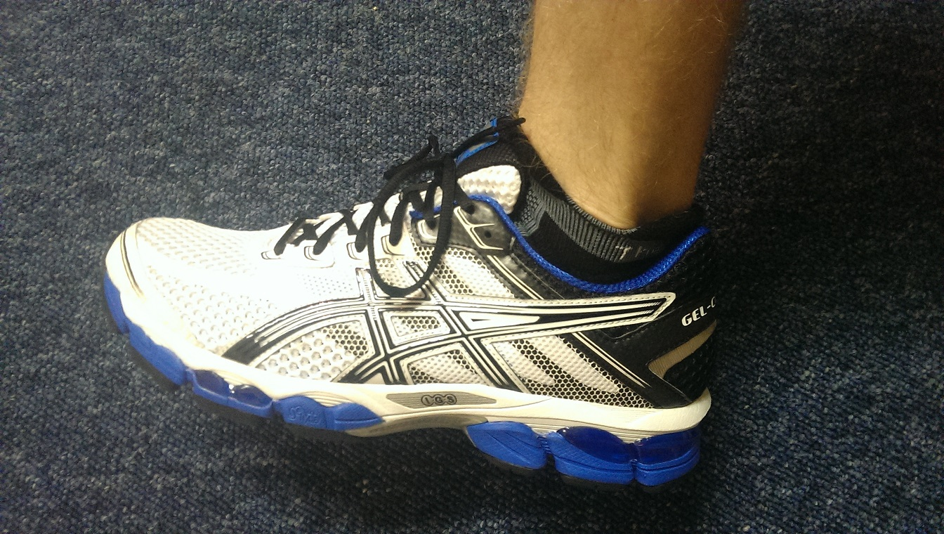 asics cumulus 15 weight