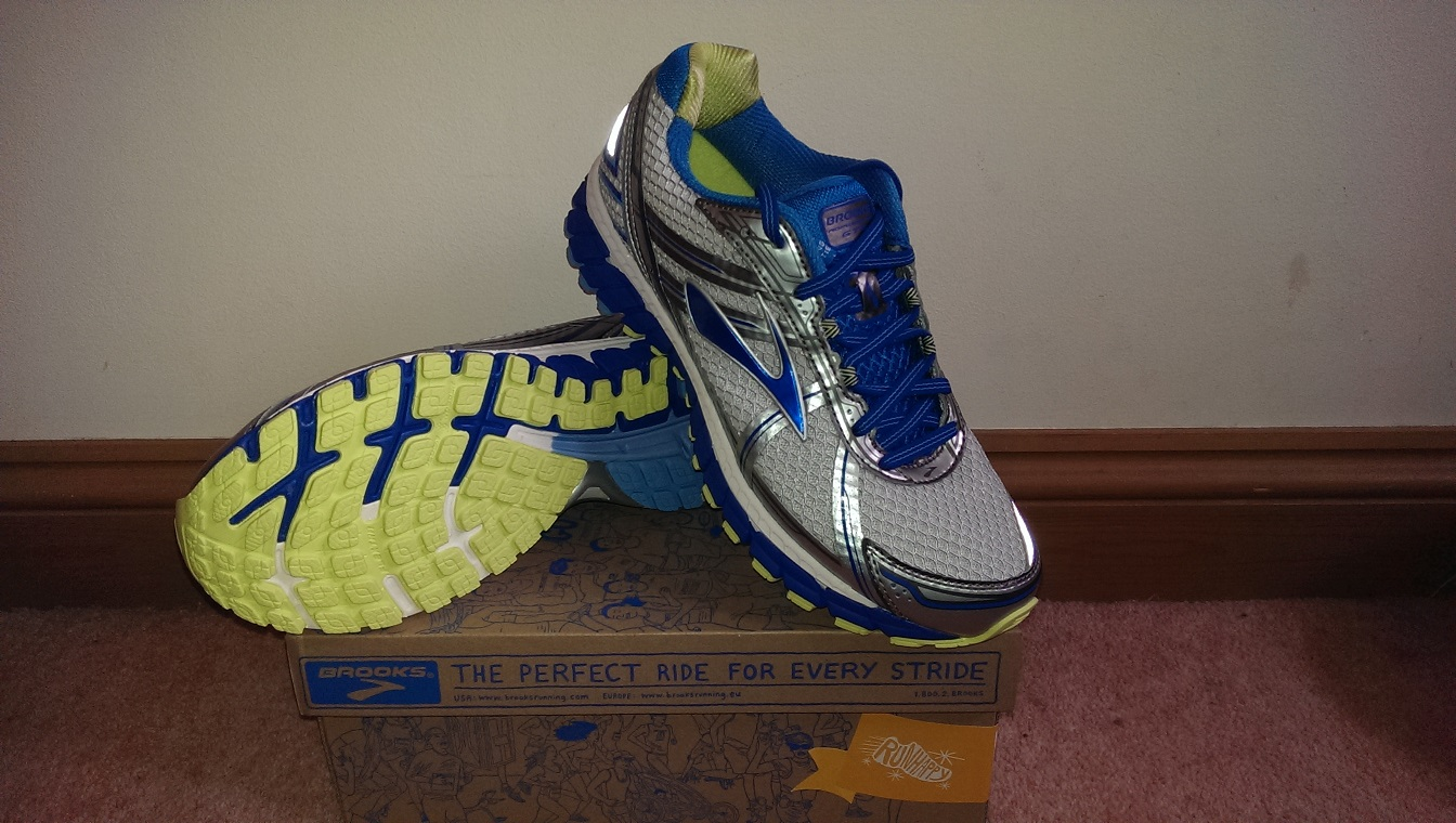 c699aba3a1e The Running Shoe Review    Brooks Adrenaline GTS 15