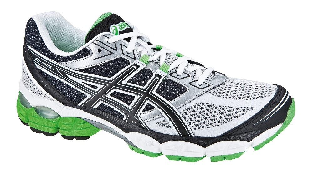 The Running Shoe Review :: Asics Gel Pulse 5 - Mini Review