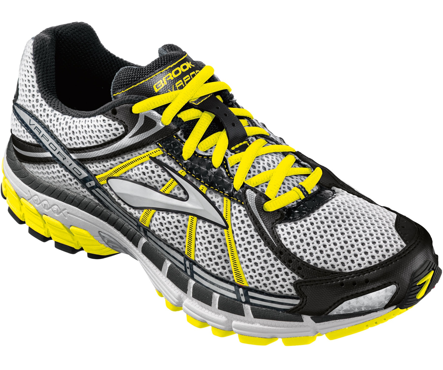 Brooks Womens Vapor  Stability Running Shoes